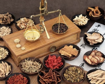 Traditional Chinese Medicine. Chinese herbs